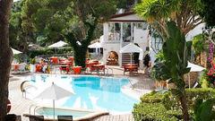 Prisvärt och strandnära på Hotel Cala D´or.
