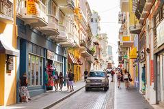 Bydelen Old San Juan.