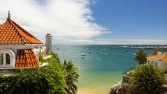 Cascais utanför Lissabon är en riktig pärla.