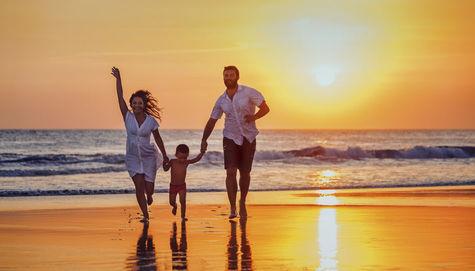 Ta med familjen på en solsemester i januari.