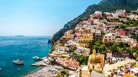 Italiens bästa kuststäder