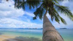 Njut av en öde strand på Koh Yao Noi.