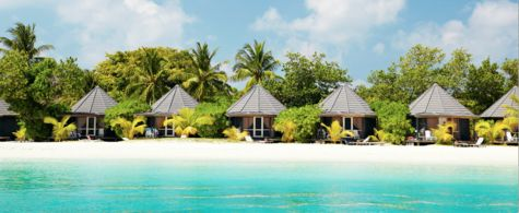 Kuredu Island Resort.