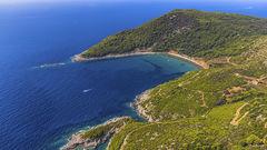 Lopud är en av Elafitiöarna.