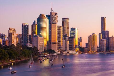 Brisbane, Australien.