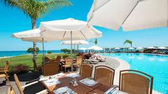 Mythos Beach Resort, Rhodos.