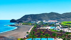Playitas Hotel, Fuerteventura.