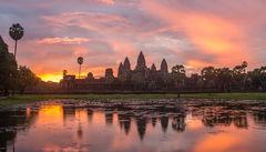 Angkor Wat, Kambodja.
