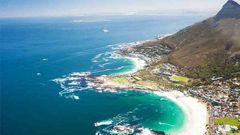 Kapstaden i  Sydafrika.