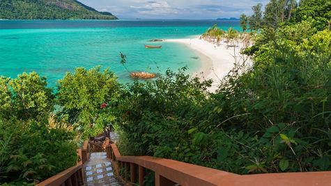 Paradiset på jorden? Det här är Koh Lipe.