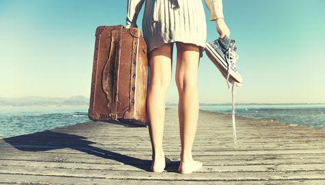 Packa väskan och åk till varmare breddgrader.